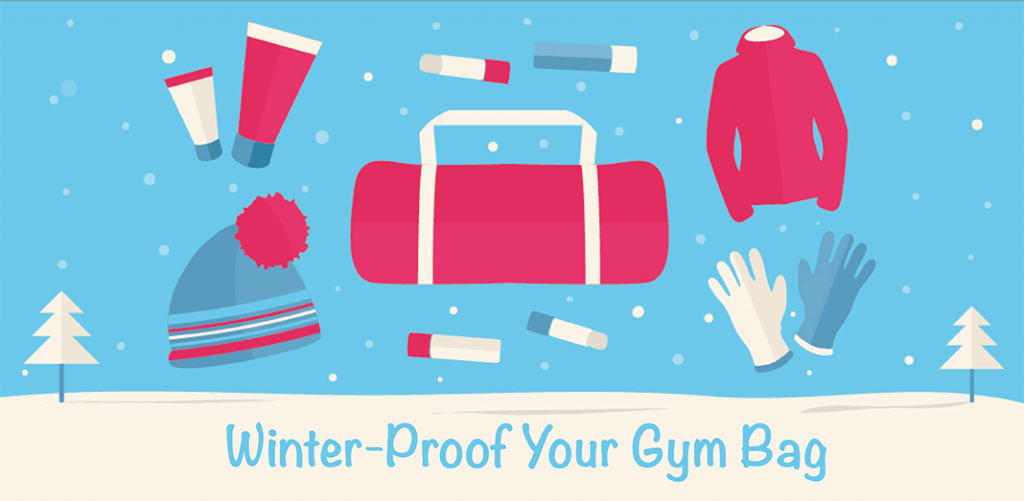 How to Winter-Proof Your Gym Bag