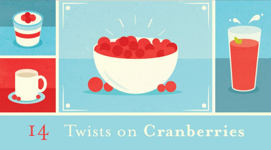 14 Twists on Cranberries