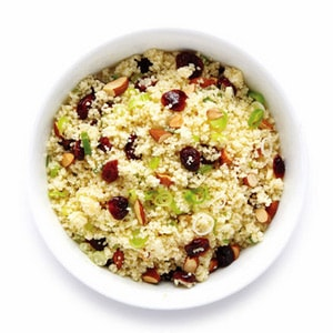 Couscous With Cranberries And Almonds Recipe