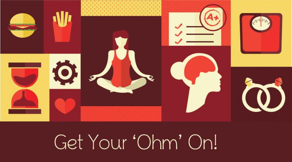 Get Your Ohm On - Reasons Meditate