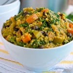 6 Filling Soup Recipes - Curried Vegetable with Quinoa Stew