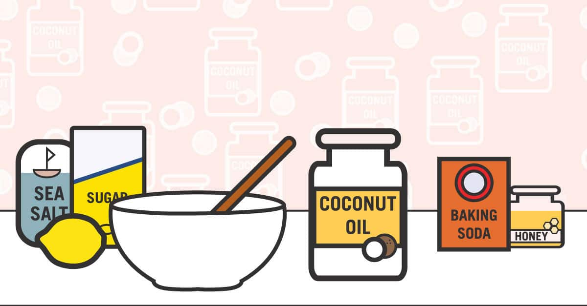 Coconut Oil Homemade Beauty Products