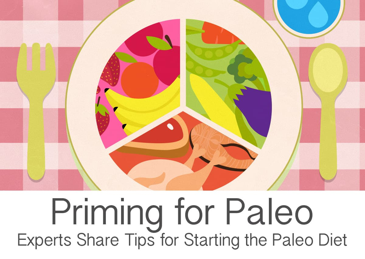 Priming for Paleo - Experts Share Tips for Starting the Paleo Diet
