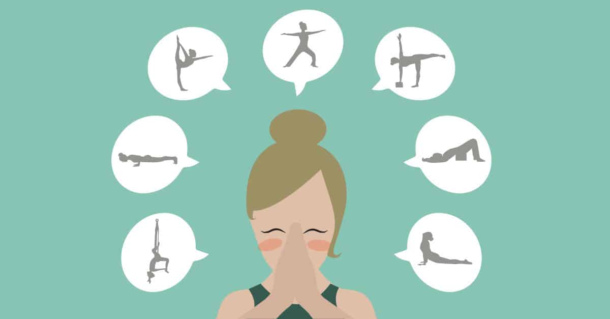 Seven Ways To Say Namaste - An Introduction To Yoga Styles