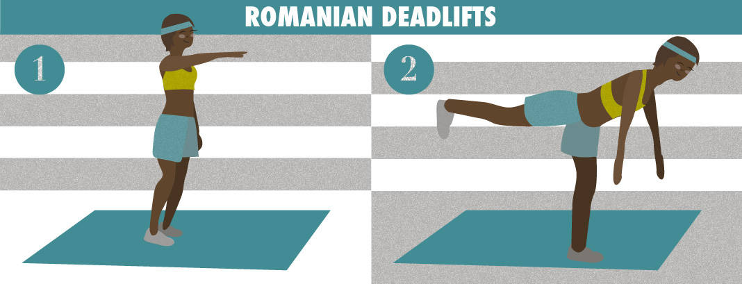 Romanian Deadlifts