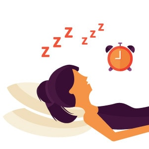 Turn Back the Clock and Wake Up Beautiful: Sleeping