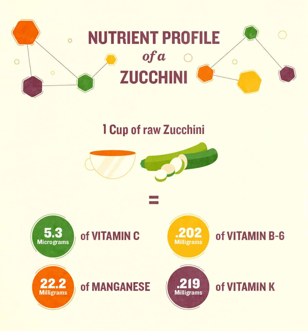 Zucchini Round Up - Nutrient Profile of Zucchinis