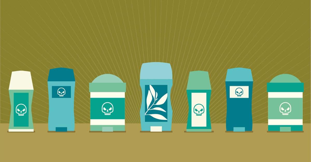 How Dangerous Is Your Deodorant?