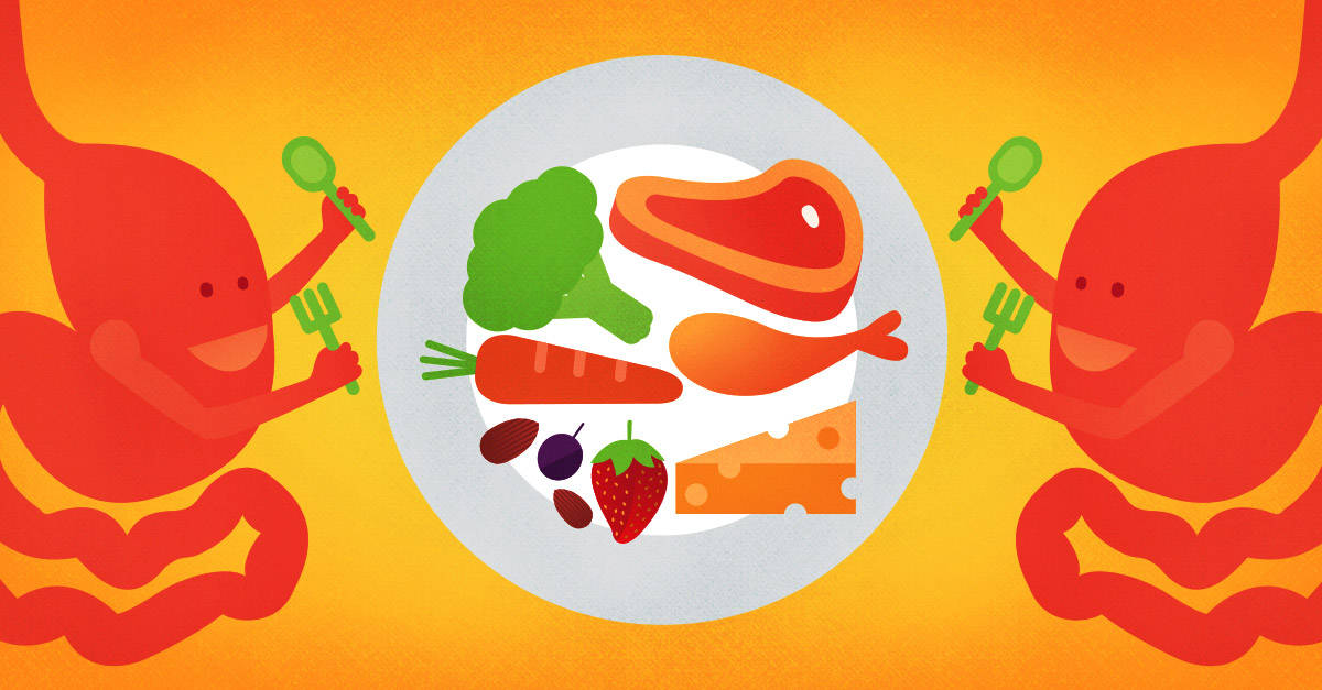 How the Paleo Diet Can Help Heal IBS