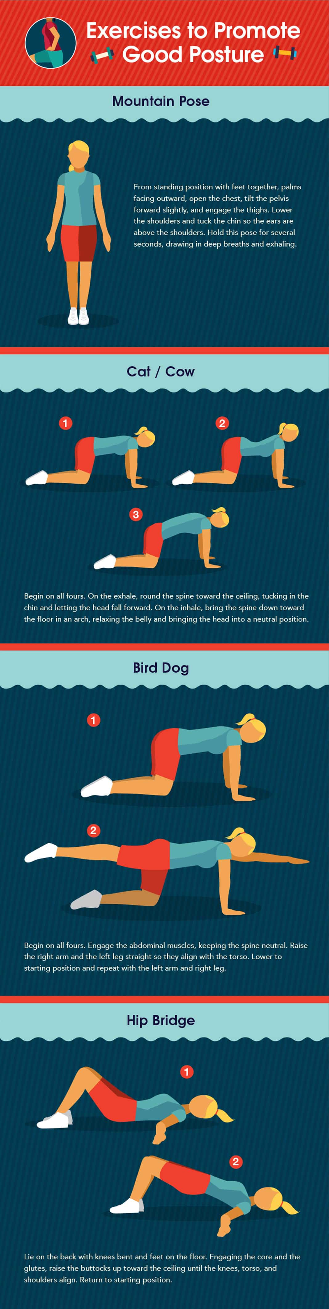 Exercise to Promote Good Posture