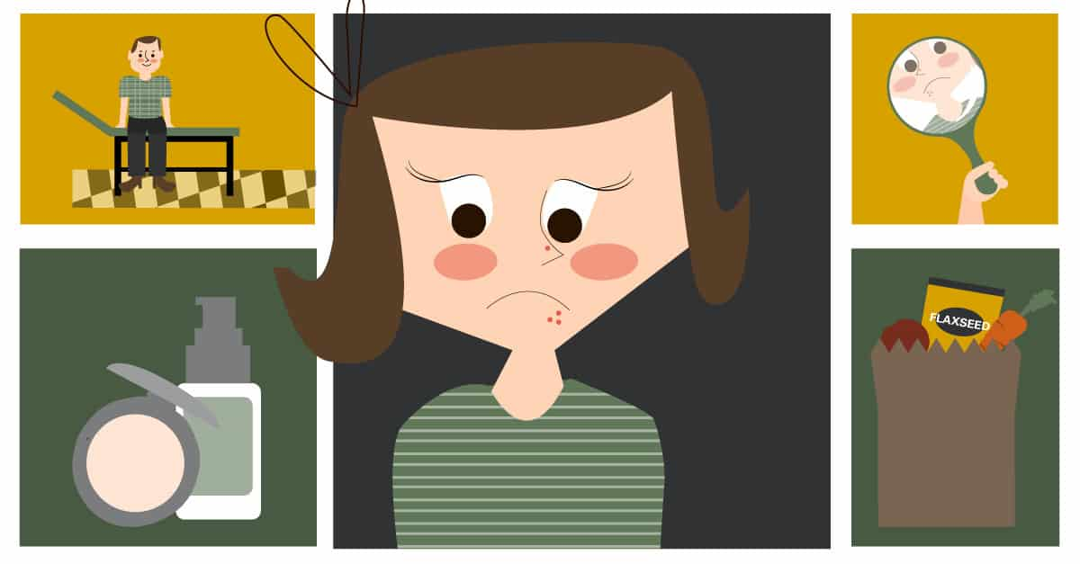 Demystifying Adult Acne Myths