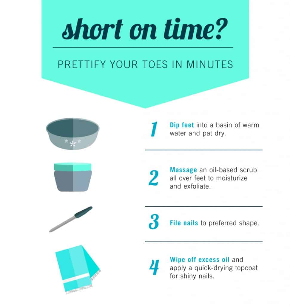 Short on Time?