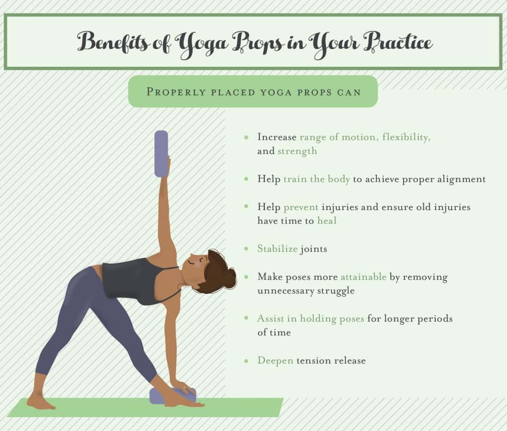 Benefits of Yoga Props