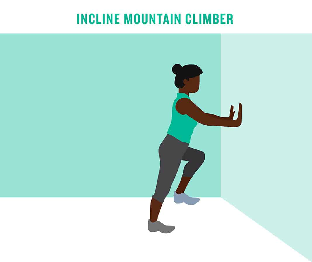 Incline Mountain Climber