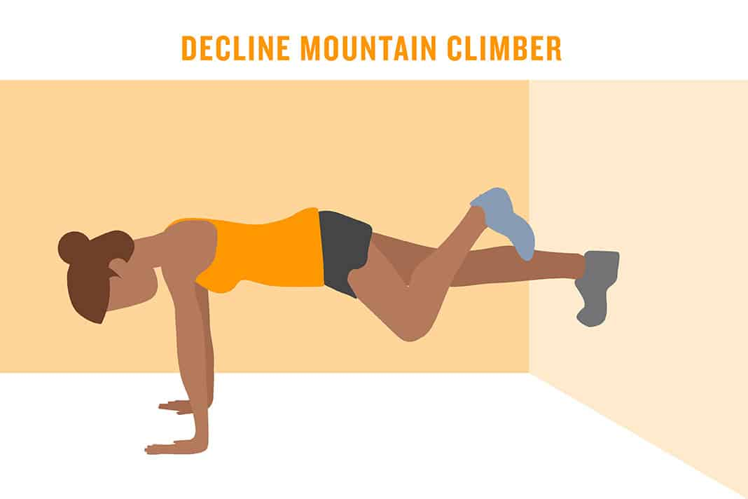 Decline Mountain Climber