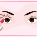 How to Pick the Right False Eyelashes for Your Eye Shape, and Apply Them Like a Pro