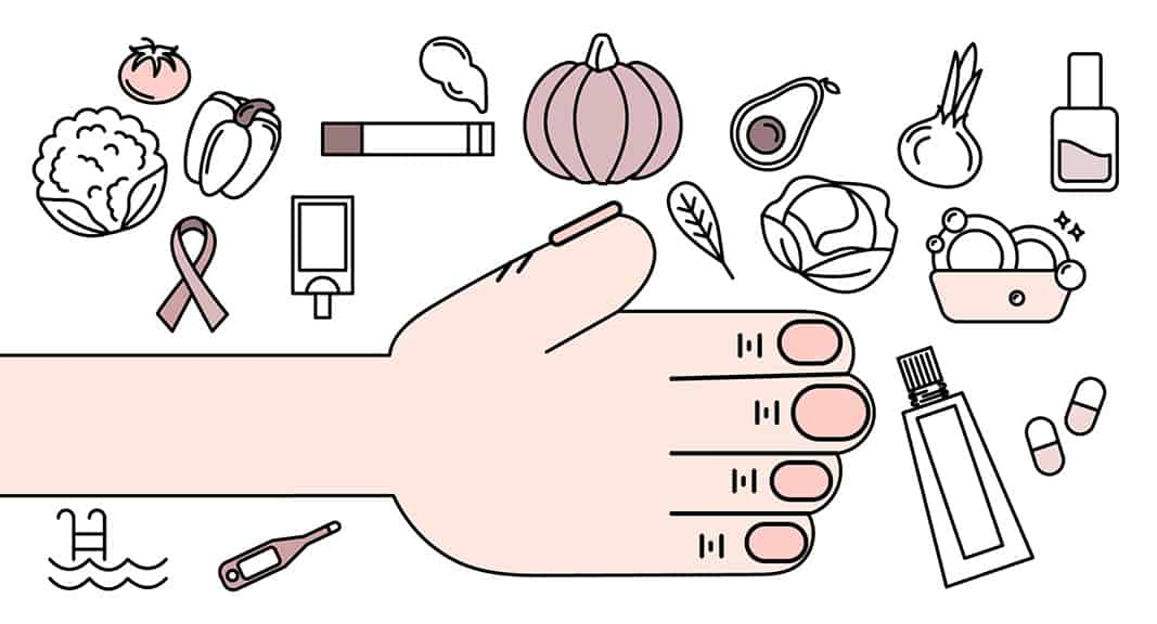 Here's What Your Nails Are Telling You About Your Health