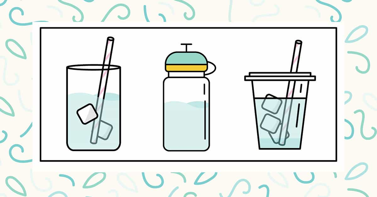 7 Realistic Tips to Actually Drink More Water