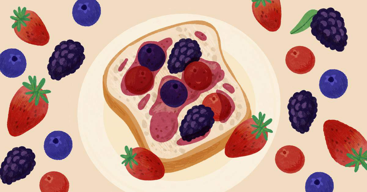 The Differences Between Types of Fruit Spreads and How to Make Healthier Versions