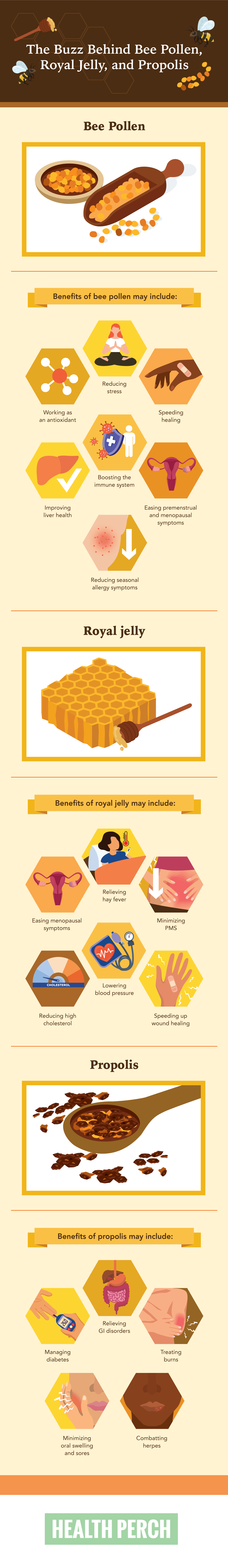 There's More to the Honeybee Than Honey