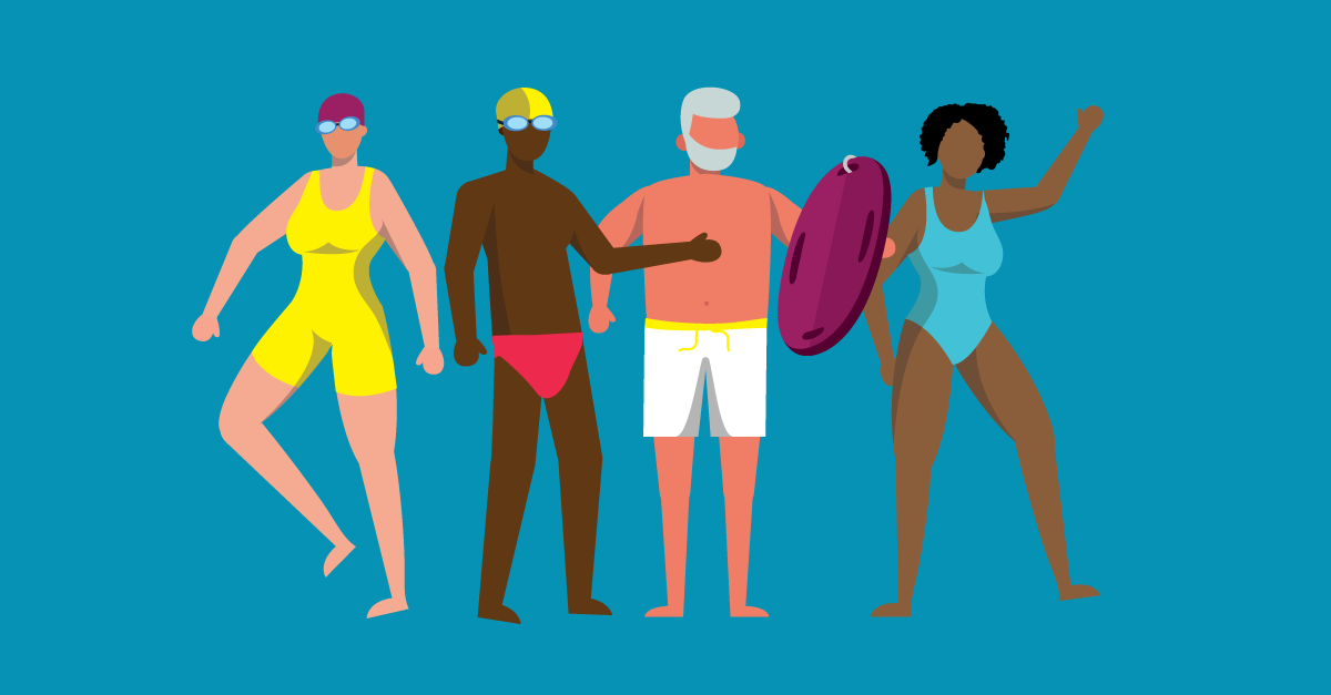 8 Simple Swim Workouts for Full-Body Health