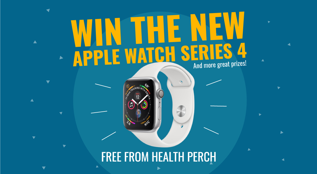 Win The New Apple Watch Series 4!