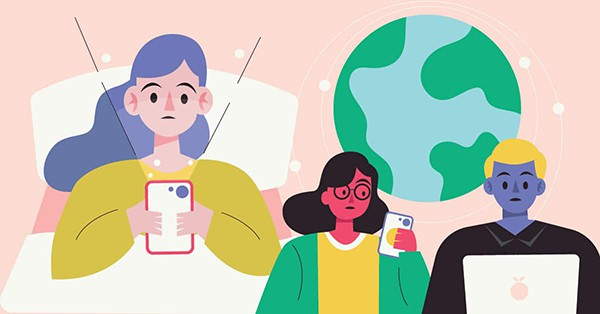 Your Brain on Social Media: Plus the Benefits of Setting Boundaries